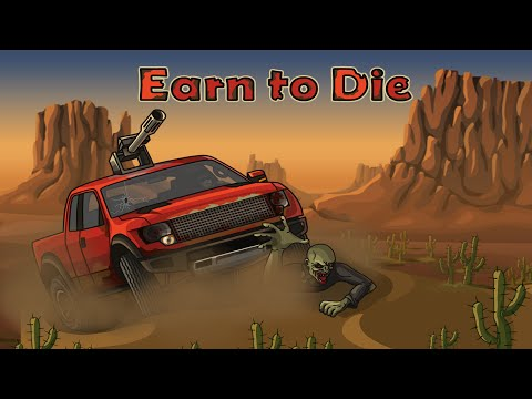 Earn to Die: Gameplay trailer - a free Miniclip game
