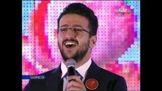 Abbas Bagirov - Azerbaycan Gence konsert 05.05.13