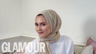Dina Tokio: The Most Influential Hijabi Fashion Vlogger | Glamour Profiles | Glamour UK