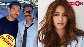 John Abraham and Ajay Devgn to CLASH at the box-office   Kriti Kharbanda lands into TROUBLE? & more