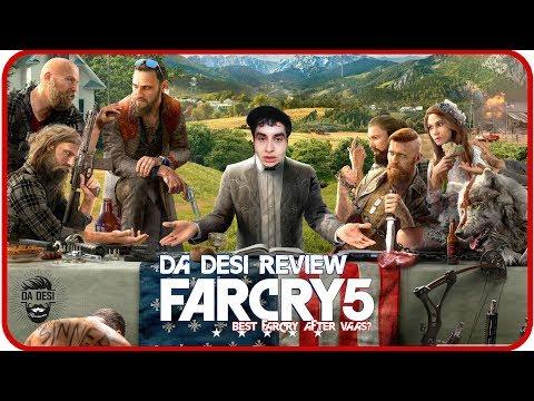 Xxx Mp4 FAR CRY 5 Da Desi Review Best FarCry After Vaas 3gp Sex