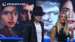 Se animaron a ser los reyes del pop como Michael Jackson