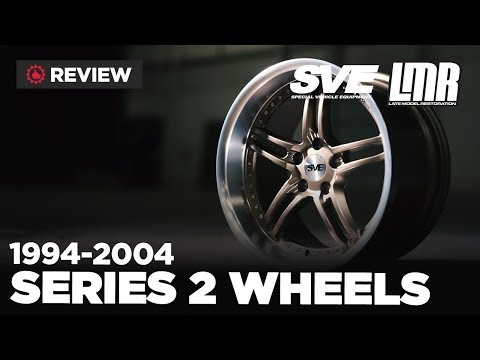 1994-2004 Ford Mustang SVE Series 2 Wheels - Review