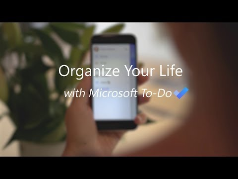 Organize your life with Microsoft To-Do