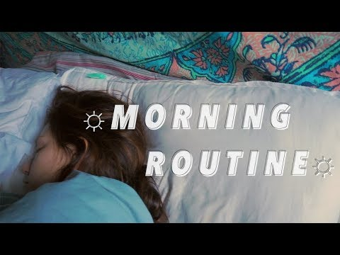 Morning Routine 2017 | Alison Henry