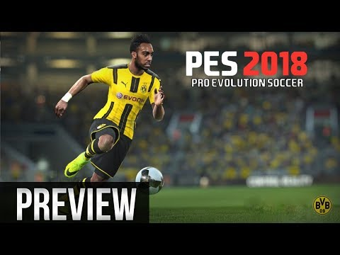 Pro Evolution Soccer 2018 - Gameplay / Preview - Xbox One