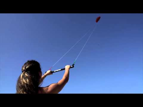 B2 Trainer Kite Instructional Video