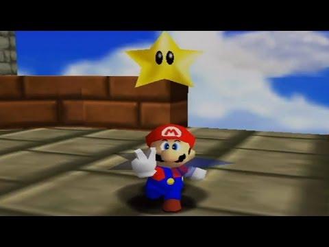Super Mario 64 - All Secret Stars