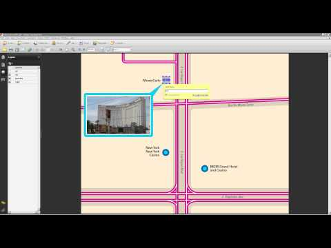 Tutorial: Interactive PDF with rollover popups using Illustrator and Acrobat Pro - HD