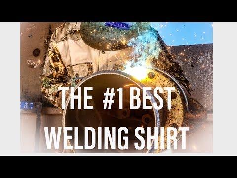 My Favorite Welding Shirts