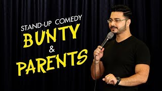 Board Exams & Parents | Best Stand-up Comedy by Bunty Biswas