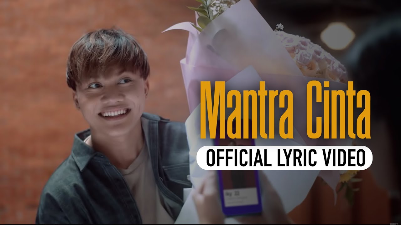 Rizky Febian - Mantra Cinta #GarisCinta [Official Lyric Video]