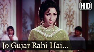 Jo Gujar Rahi Hai - Jeetendra - Raj Kumar - Mere Huzoor - Shankar Jaikishan - Hindi Song