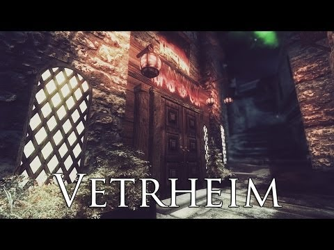 TES V - Skyrim Mods: Vetrheim - Apartment in the Gray Quarter