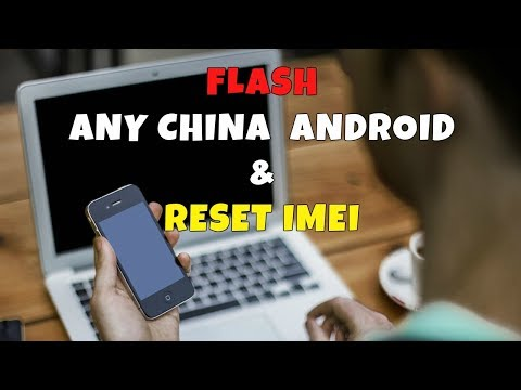 How to Flash Android China Phone from PC | Repair Invalid IMEI | 2018