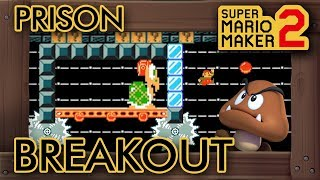 3 18 MB] Download Super Mario Maker 2 - Prison Breakout with