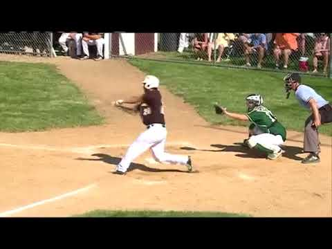 5/28/18 - Baseball - (3) La Crescent 2, (1) Caledonia 3