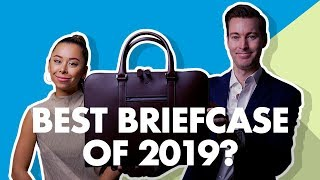 Download The Best Men's Leather Briefcase Of 2019? Video