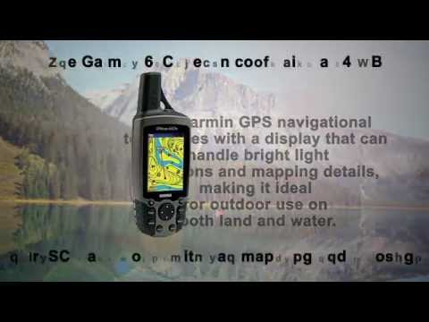 Garmin 60CSx Review -- You Will Never Get Lost!