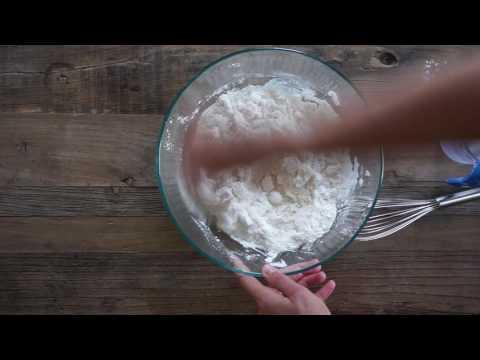 Gluten Free Pie Crust Video