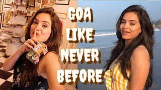 Simran The Explorer | Goa like never before | Simran Dhanwani #GoaVlog