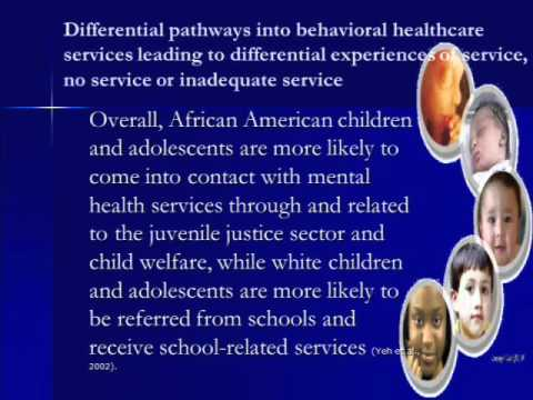 Reducing Mental Health Service Inequality for Children and Adolescents