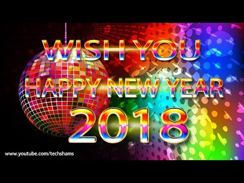 Happy New Year  Wishes By Shams Alam