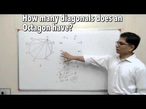 Aptitude: PnC Number of Diagonals in an Octagon.flv