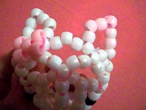 Kandi: 3D Hello Kitty