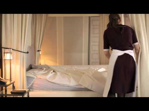 goop - beneath the sheets at The Connaught hotel