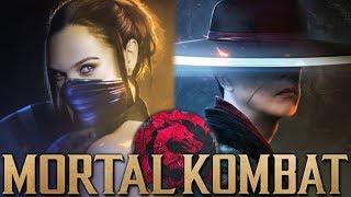 Download Mortal Kombat 2021 Reboot! Kung Lao Cast! More 'Secret' Characters? New Logo Revealed! Video