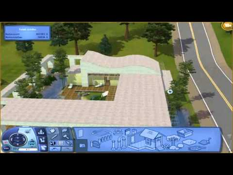 Curved Wall/Roof Tutorial - The Sims 3