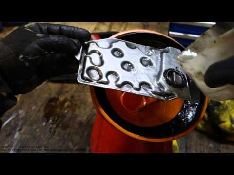 How to clean and reuse automatic transmission filter