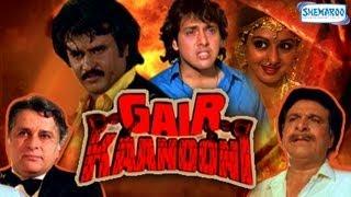 Gair Kaanooni - Part 1 Of 15 - Govinda - Sridevi - Superhit Bollywood Movies