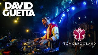 Download David Guetta live Tomorrowland 2018 Video