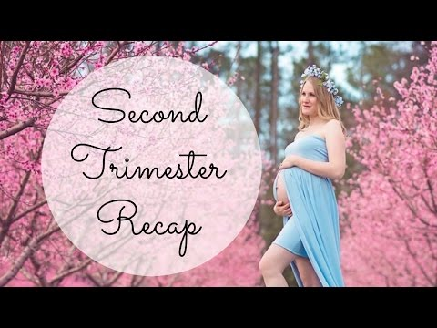Labor Fears |  2nd Trimester Update (wks. 14-27)
