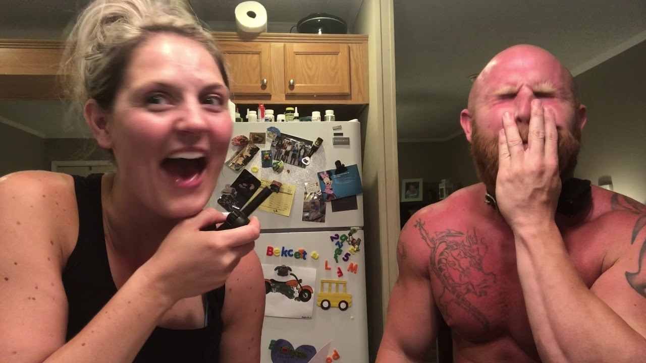 Are you brave enough to play the SHOCK COLLAR trivia game with your significant other?