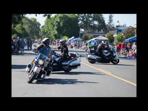 Sheriff's Office Participates in 4th of July Parades