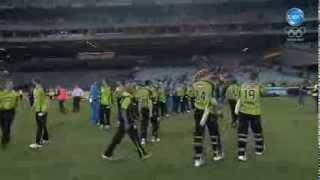 Sydney Thunder v Adelaide Strikers Match Highlights