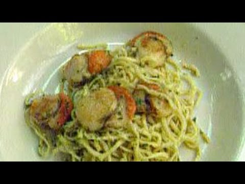 How to Cook Scallops and Pasta