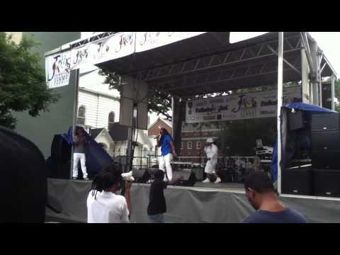 Jamaica Ave. Queens Ny. Festival 2013