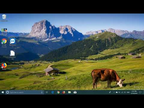 Quick look and review Windows 10 Build 17120 March 14th 2018
