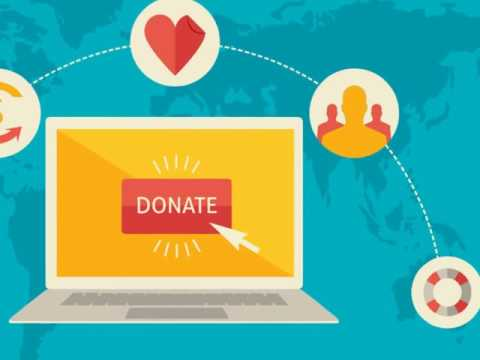 charity donation websites