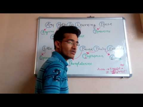 Trick to learn essential amino acids for NEET, AIIMS, JIPMER, KVPY etc. Biology exams.