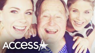 Jenna Bush Hager Shares Grandfather George H.W. Bush's Best Advice