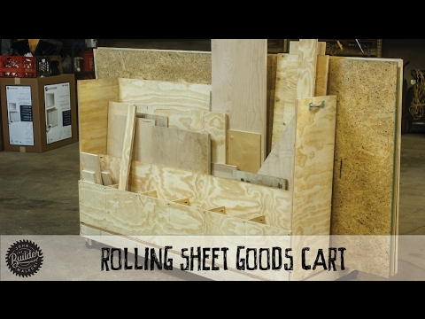 How To Make A Rolling Sheet Good Cart