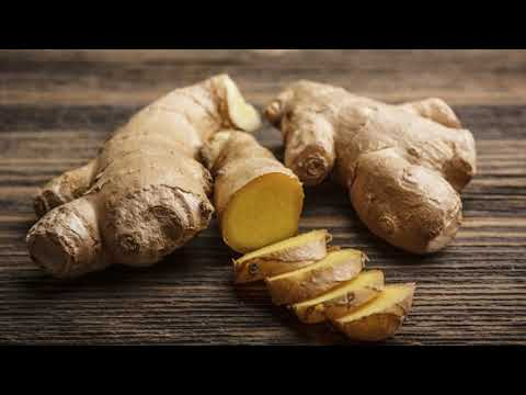 How TO Use Ginger To Treat Swollen Hands- How Often TO Use