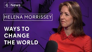 Helena Morrissey on diversity at the top, gender equality and her 9 children