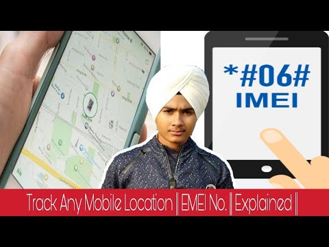 How to Track a Stolen Mobile Location    what is IMEI Number    How to Find IEMI Number    Explained
