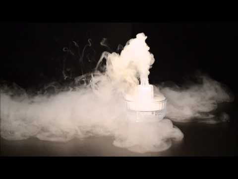 How To Create A Small Fog Effect Using The Ice Cage - Chillistick